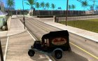 Ford model T 1923 Ice cream truck для GTA San Andreas вид слева