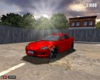 Mazda RX8 2005 для Mafia: The City of Lost Heaven вид слева