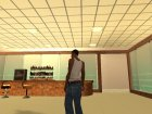Lulu's Restaurant v 1.0 для GTA San Andreas вид изнутри