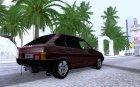 ВАЗ 2109 для GTA San Andreas вид сверху
