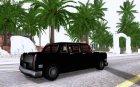 FBI Cabbie for GTA San Andreas top view