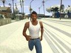 GTA V Online Hair Style v2 for GTA San Andreas back view
