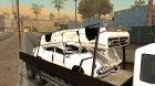 DFT-30 с разбитыми Sadler и Glendale for GTA San Andreas inside view