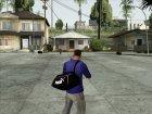 Спортивная сумка Puma v1 для GTA San Andreas вид сверху