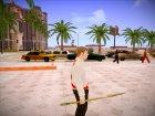 Выпускник 2013 (Гамазавр) для GTA San Andreas вид слева