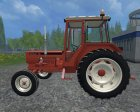 Renault 751 FL RDW for Farming Simulator 2015 top view