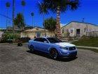 GTA 5 Cars Pack для GTA San Andreas вид сзади