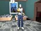 Оружие из Max Payne for GTA San Andreas inside view