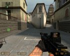 M4A1 из COD для Counter-Strike Source вид сзади слева