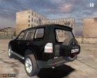 Mitsubishi Pajero IV 2009 for Mafia: The City of Lost Heaven rear-left view