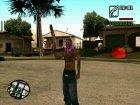 Пак бандитов из гетто для SA:MP для GTA San Andreas вид сверху