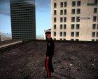 Вице-сержант Казанского СВУ v2 для GTA San Andreas вид слева