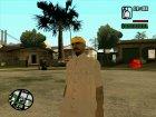 Пак бандитов из гетто для SA:MP for GTA San Andreas back view