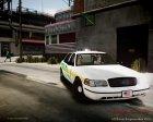 Crown Victoria Police Interceptor for GTA 4 left view