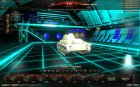 Премиум ангар - Трон для World of Tanks вид сверху