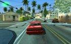 Силовое поле для GTA San Andreas вид сверху