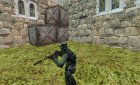 Twinke's M4 On eXe.'s Anims for Counter-Strike 1.6 top view