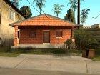 Новые текстуры домов на Гоув Стрит для GTA San Andreas вид сверху