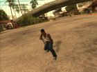 Animations from Beta version для GTA San Andreas вид слева