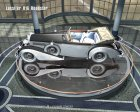 Horch 853 for Mafia: The City of Lost Heaven top view