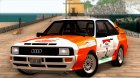 Audi Sport Quattro B2 (Typ 85Q) 1983 [IVF] for GTA San Andreas inside view