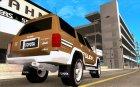 Toyota Surf v1.0 для GTA San Andreas вид сверху