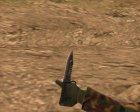 CS:GO Weapon pack для GTA San Andreas вид слева