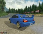 Subaru Impreza II Facelift WRX STi for Mafia: The City of Lost Heaven left view