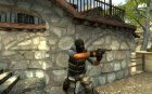 Fiveseven-Tiger for Counter-Strike Source top view