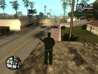 Сохранение №9 Пройдены все миссии OG Loc для GTA San Andreas вид сзади слева
