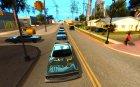 Трафик для GTA San Andreas for GTA San Andreas left view