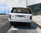 2010 Range Rover Supercharged для GTA 5 вид сбоку