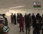 Государственные структуры и банды for GTA San Andreas left view