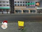 Sponge Bob for GTA Vice City left view