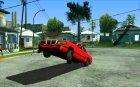 Возможность поднять машину на дыбы для GTA San Andreas вид слева