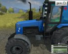 МТЗ 1221 for Farming Simulator 2013 rear-left view