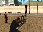 Mega Weapon pack for GTA San Andreas