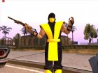 Mortal Kombat Ninjas for GTA San Andreas right view