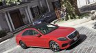 Mercedes-Benz S63 AMG W222 2.6 for GTA 5 side view