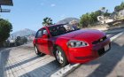 2006 Chevrolet Impala LS 1.2 for GTA 5 top view