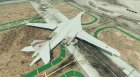 "Tu-160 ""White Swan\"" 0.01 for GTA 5 rear-left view"