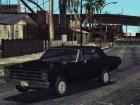 1965 Plymouth Belvedere 2-door sedan для GTA San Andreas вид изнутри