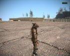 Советский Снайпер for GTA San Andreas top view