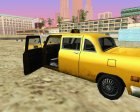 Cabbie-New Texture for GTA San Andreas left view