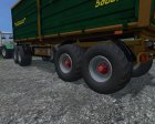 Trailer Conow HW80 V 1.0 for Farming Simulator 2015