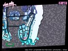 HQ Menu Map (10th Anniversary Style) for GTA Vice City inside view