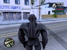 Ultron Prime for GTA San Andreas back view