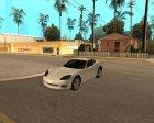 Chevrolet Corvette C6 style SA