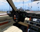 2010 Range Rover Supercharged для GTA 5 вид сверху