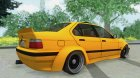 BMW E36 Widebody V1.0 для GTA San Andreas вид слева